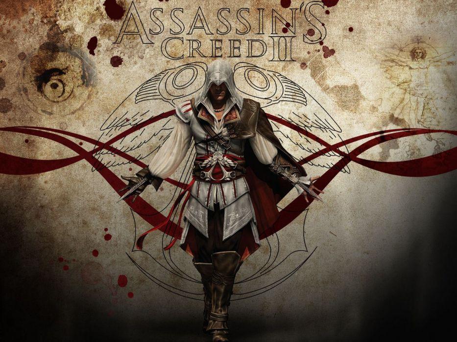 Assassins creed 2 brotherhood hd wallpaper 15 wallpaper