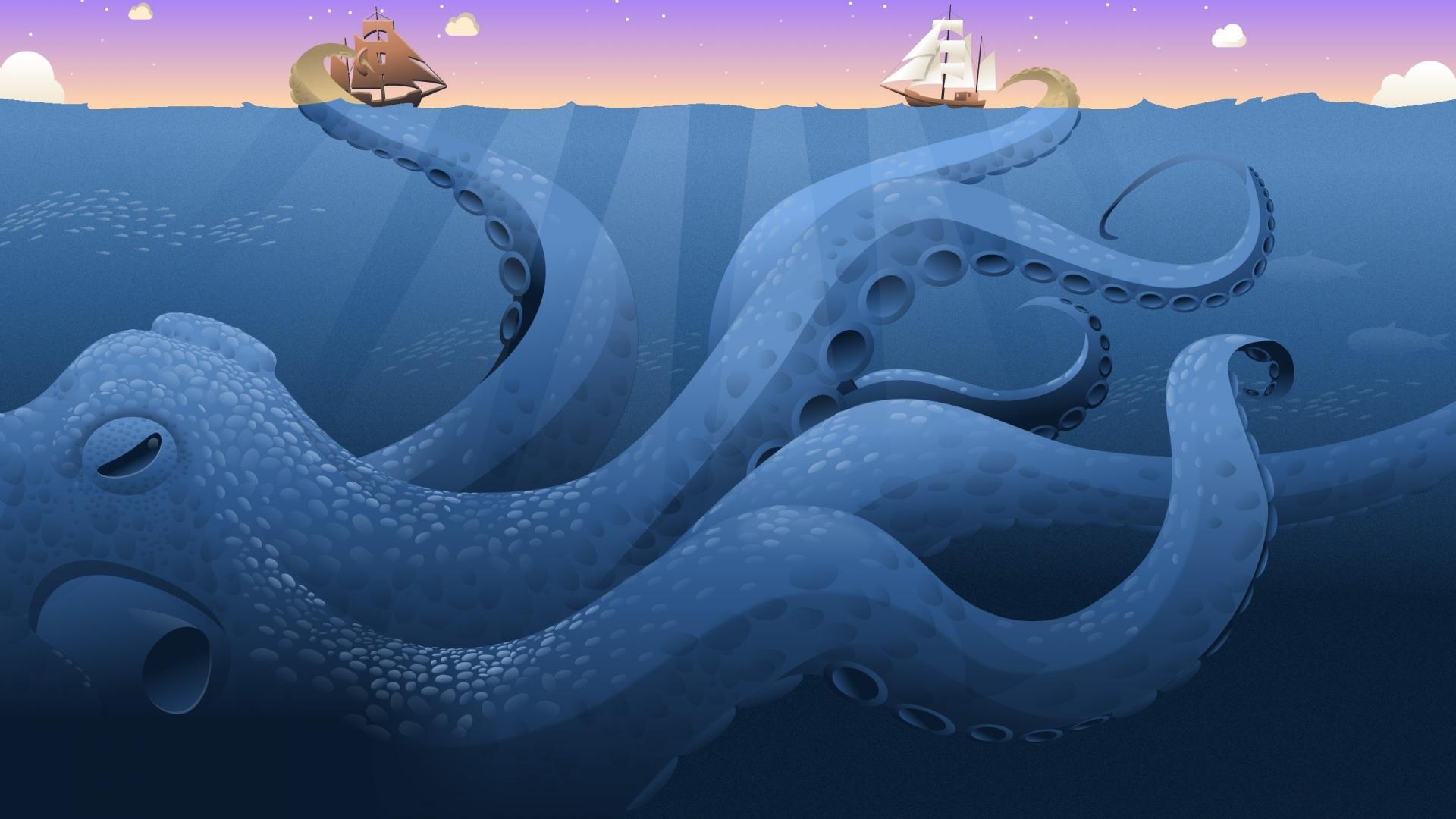 Beneath The Surface Summer Reading 2013 On Pinterest Kraken Jellyfish And Gnomes