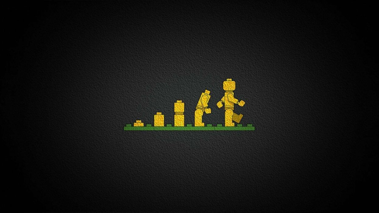 Lego kids children toys evolution bricks childhood fun legos wallpaper
