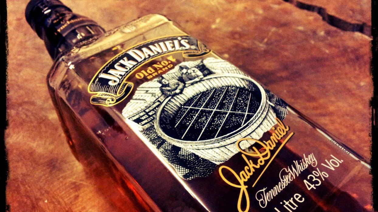 Whiskey drink jack daniels wallpaper