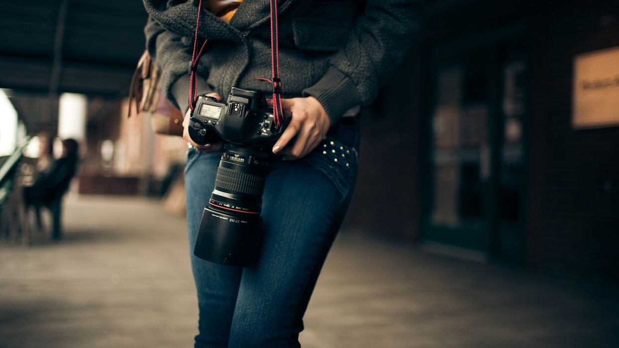 Women jeans photographer canon eos wallpaper