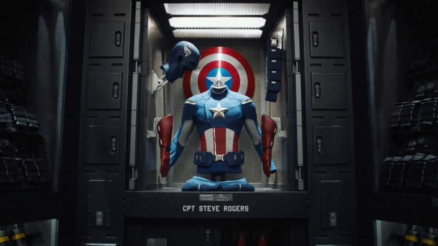 Captain america the avengers wallpaper