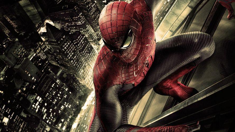 Spider man the amazing spider man wallpaper