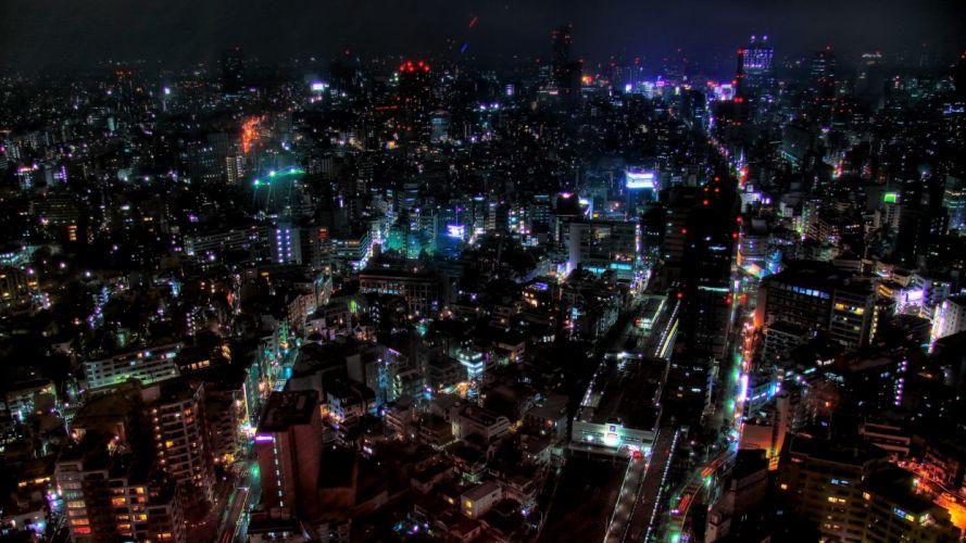 Japan tokyo cityscapes skyline buildings skyscrapers asia asian architecture seoul city south korea citylife wallpaper