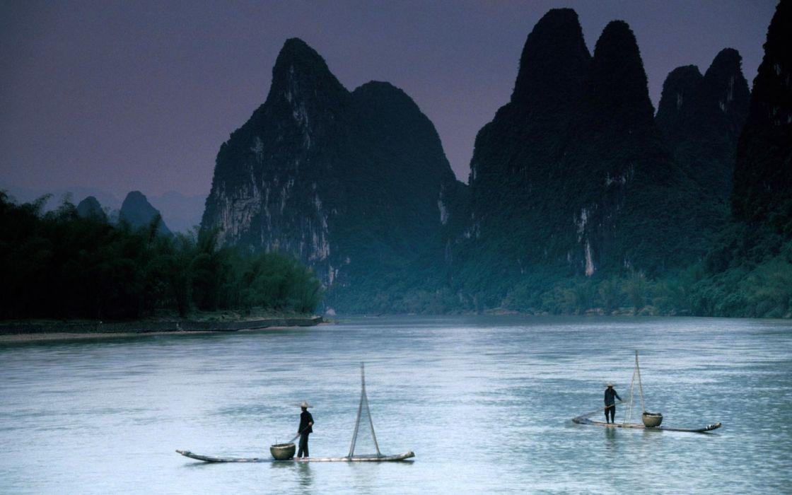 Beautiful great china travel views wallpaper