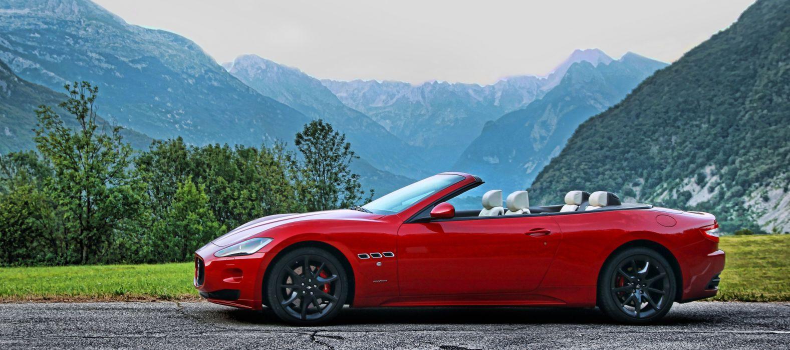 2012 Maserati grancabrio sport 20 other wallpaper