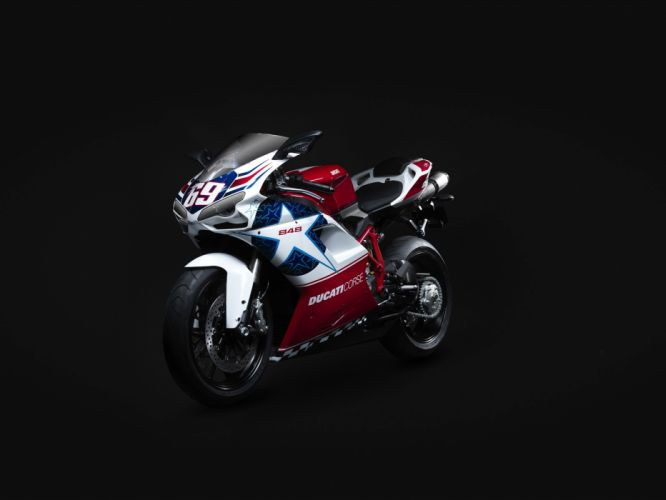 Ducati 848 bike normal wallpaper