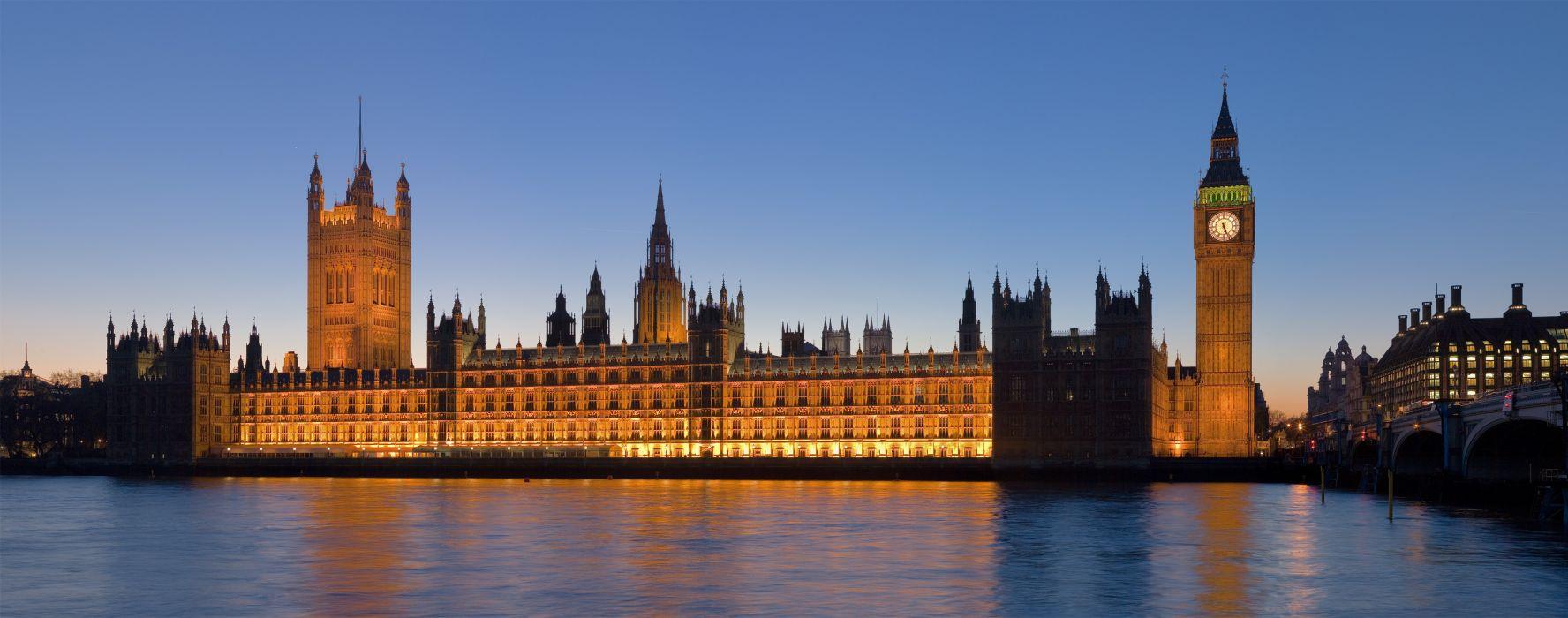 London parliment big ben wallpaper
