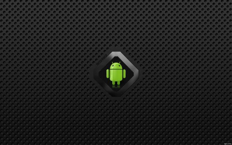 Android logo wallpaper