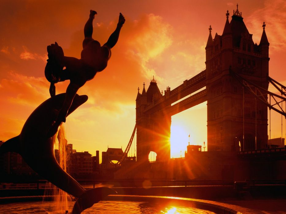 London tower bridge england wallpaper