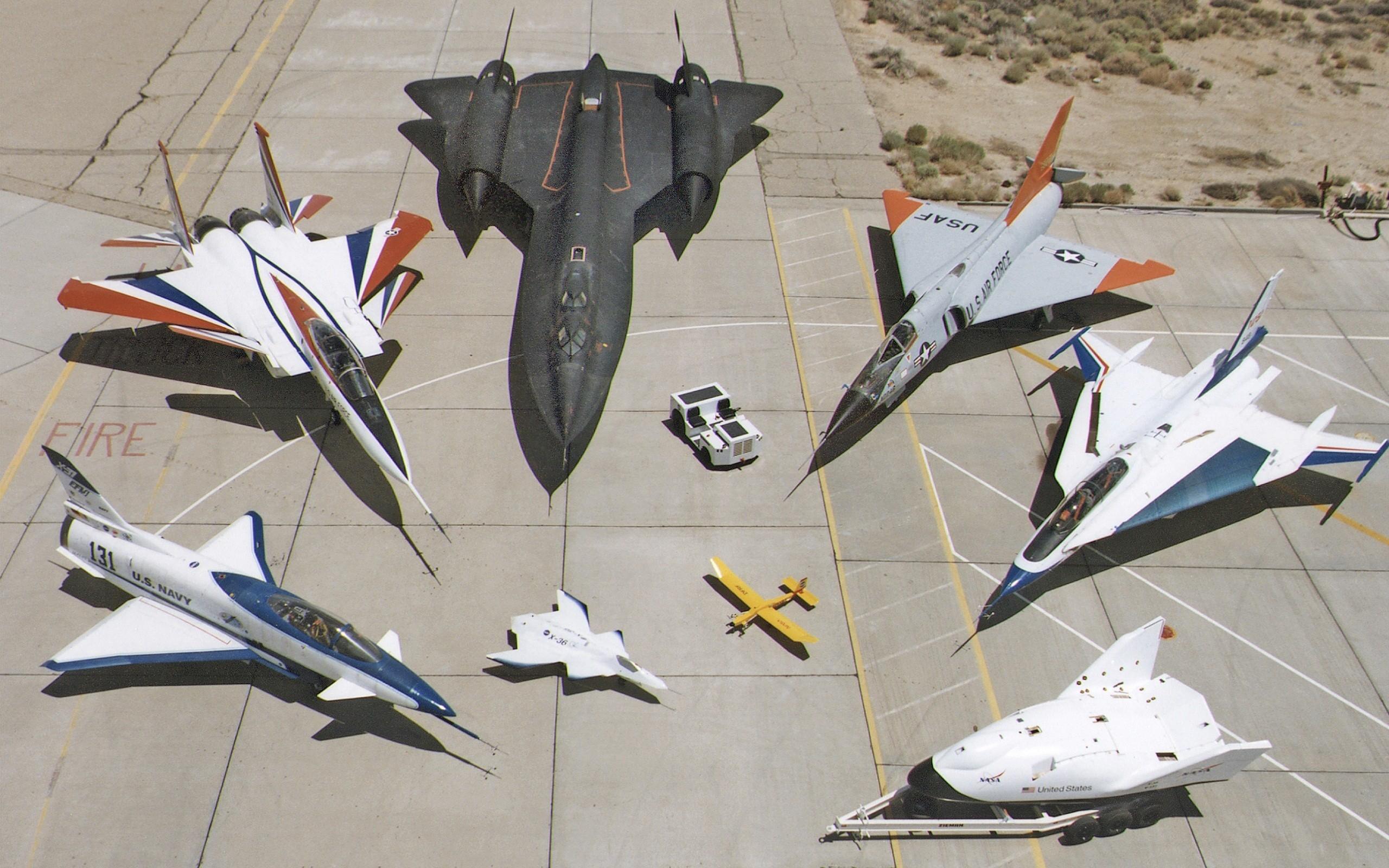 Aircraft nasa sr-71 blackbird aviation air force ...