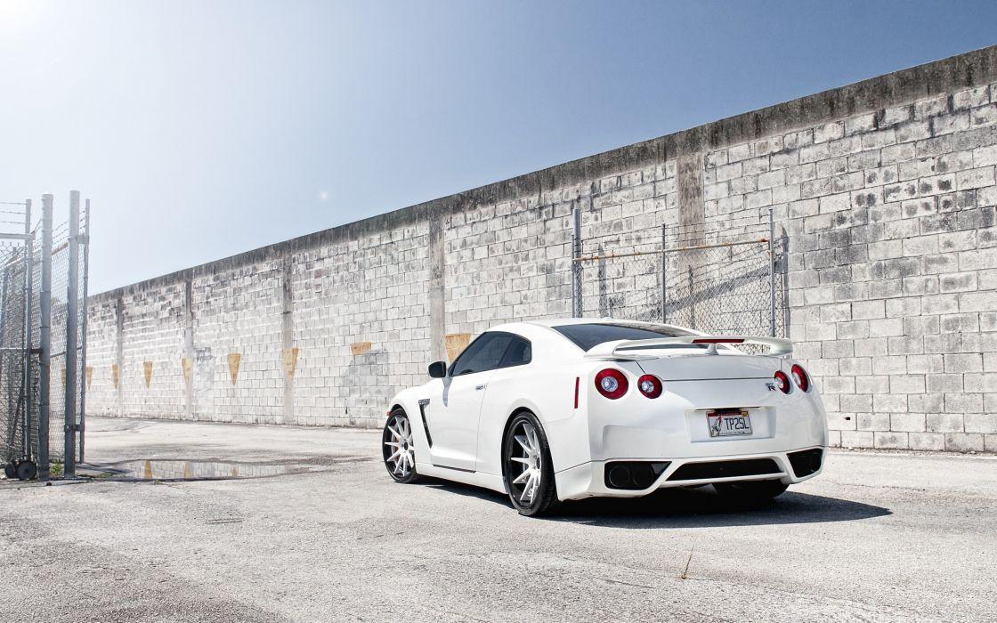 Cars nissan supercars nissan gt-r r35 wallpaper