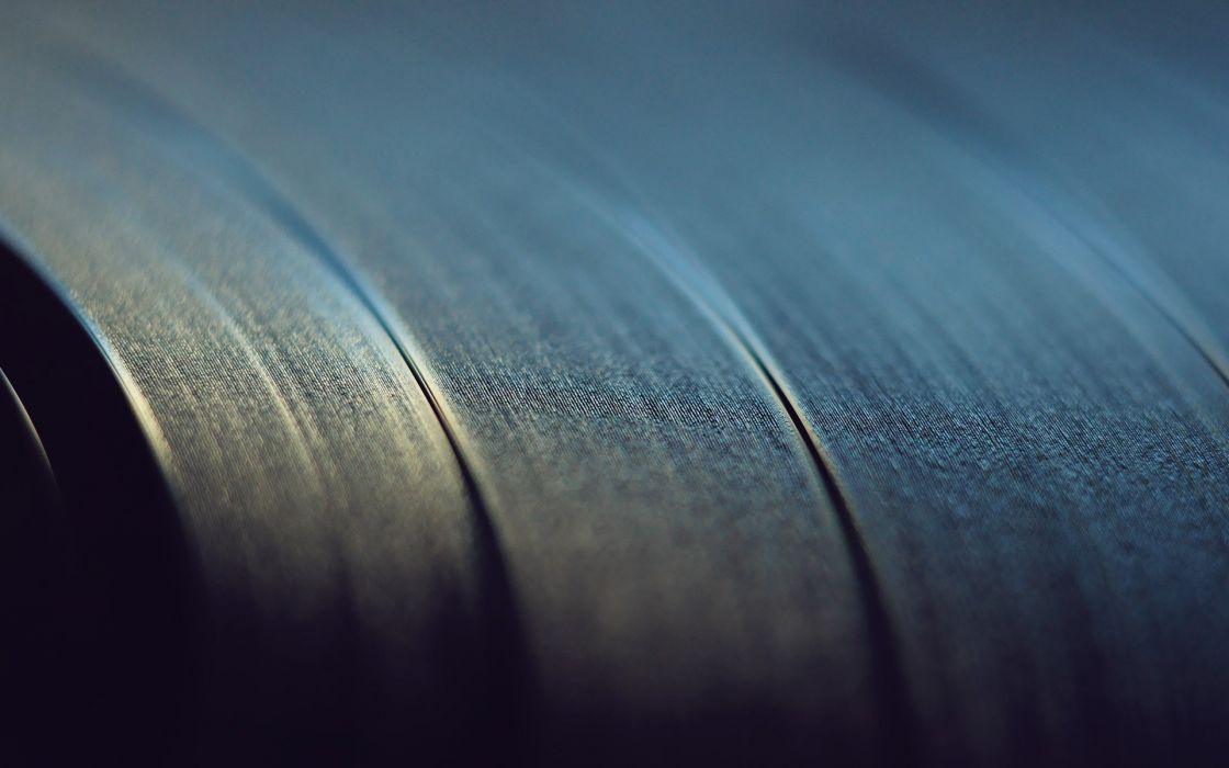 Minimalistic music vinyl sound macro simple record album wallpaper
