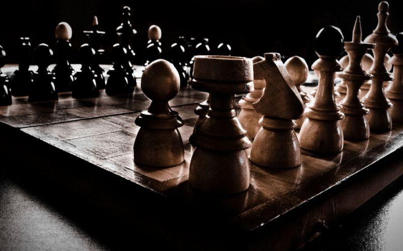 Chess board games culture wallpaper