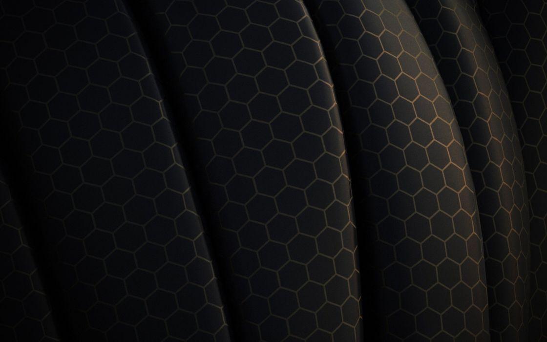 Abstract cell crysis artwork nanosuit wallpaper