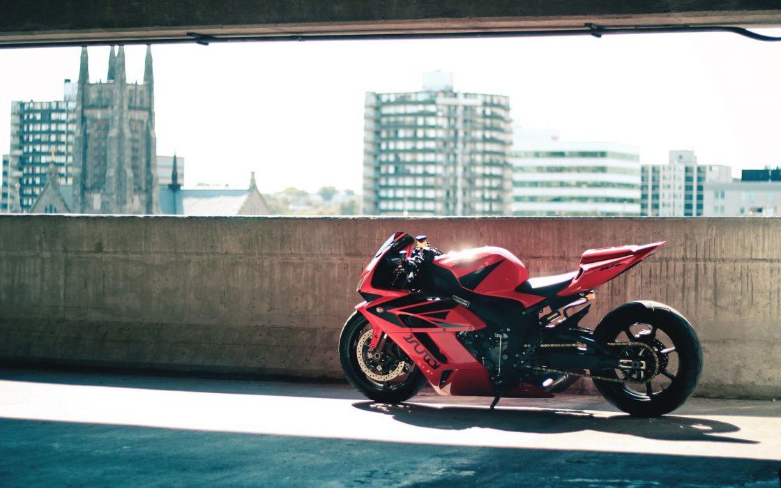 Honda motor motorbikes wallpaper
