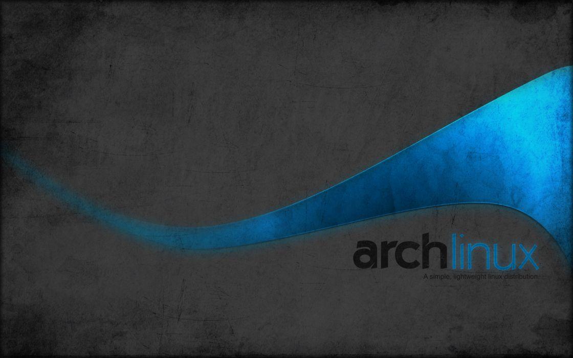 Linux arch linux wallpaper