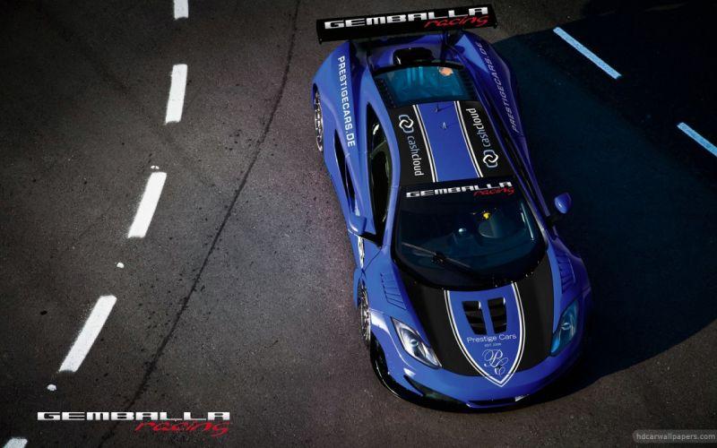 Blue cars drive vehicles tuning wheels gemballa sport cars mclaren mp4-12c luxury sport cars mclaren mp4 speed wallpaper