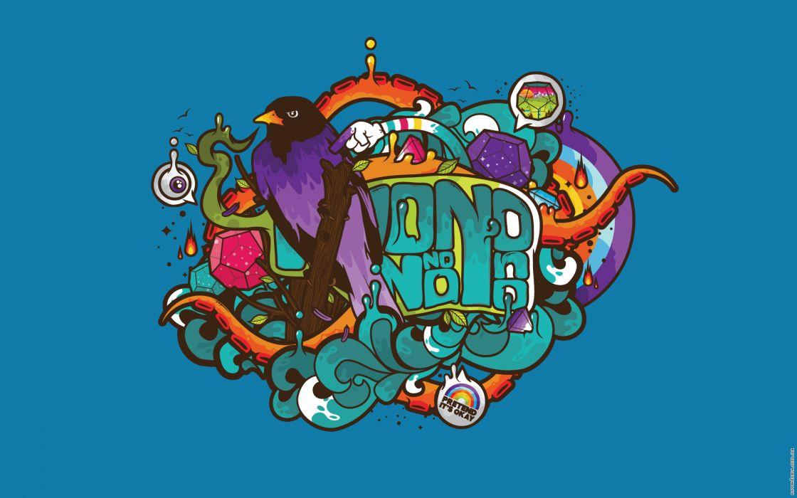 Abstract multicolor vector illustrations digital art vector art jthree wallpaper