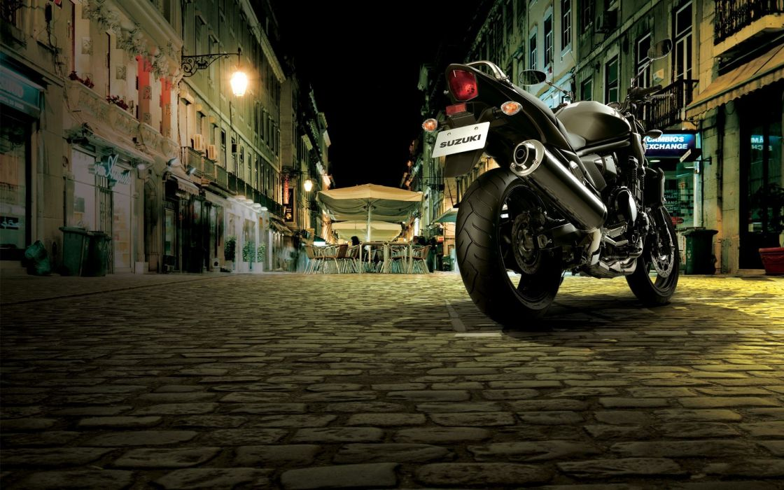 Streets suzuki vehicles motorbikes wallpaper