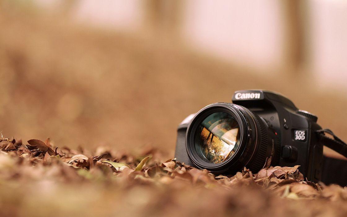 Autumn cameras canon reflections canon eos wallpaper