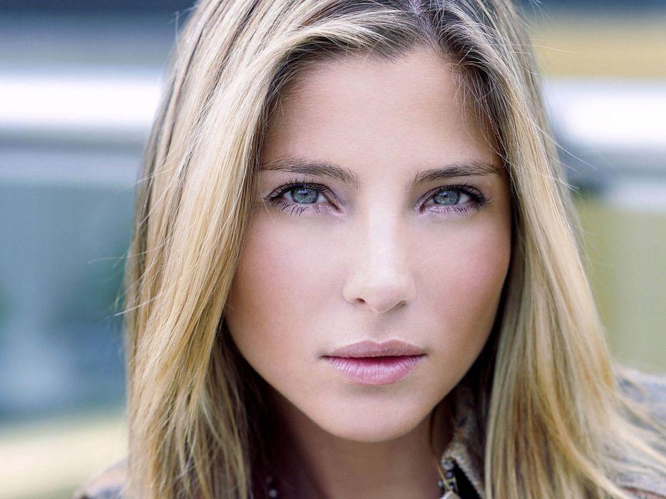 Women models elsa pataky bright faces wallpaper