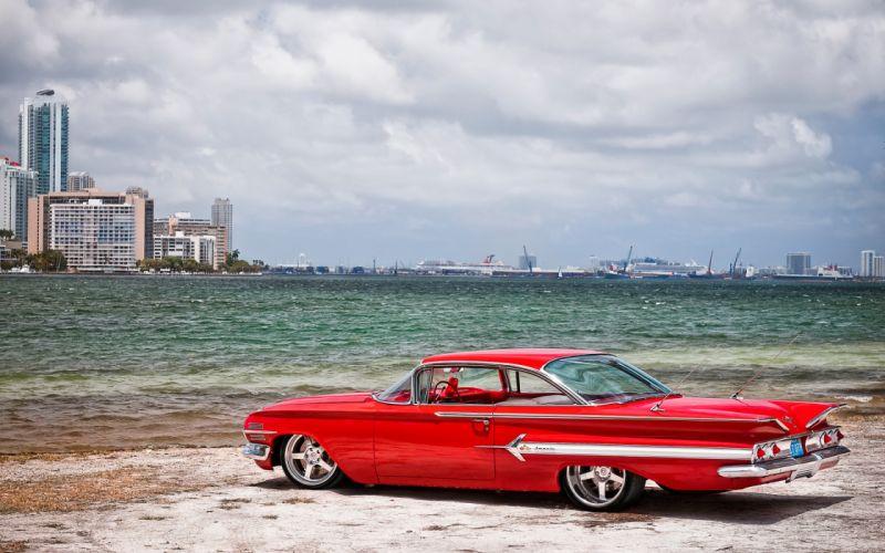 Cars chevrolet impala wallpaper
