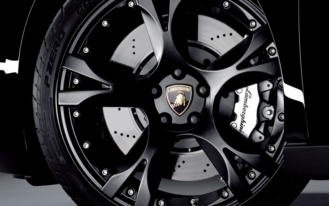 Cars lamborghini wheel wallpaper