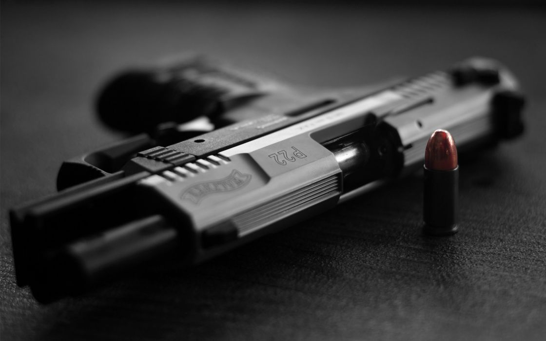 Guns weapons walther p22 wallpaper