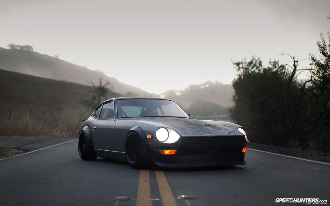 Nissan datsun 240z wallpaper