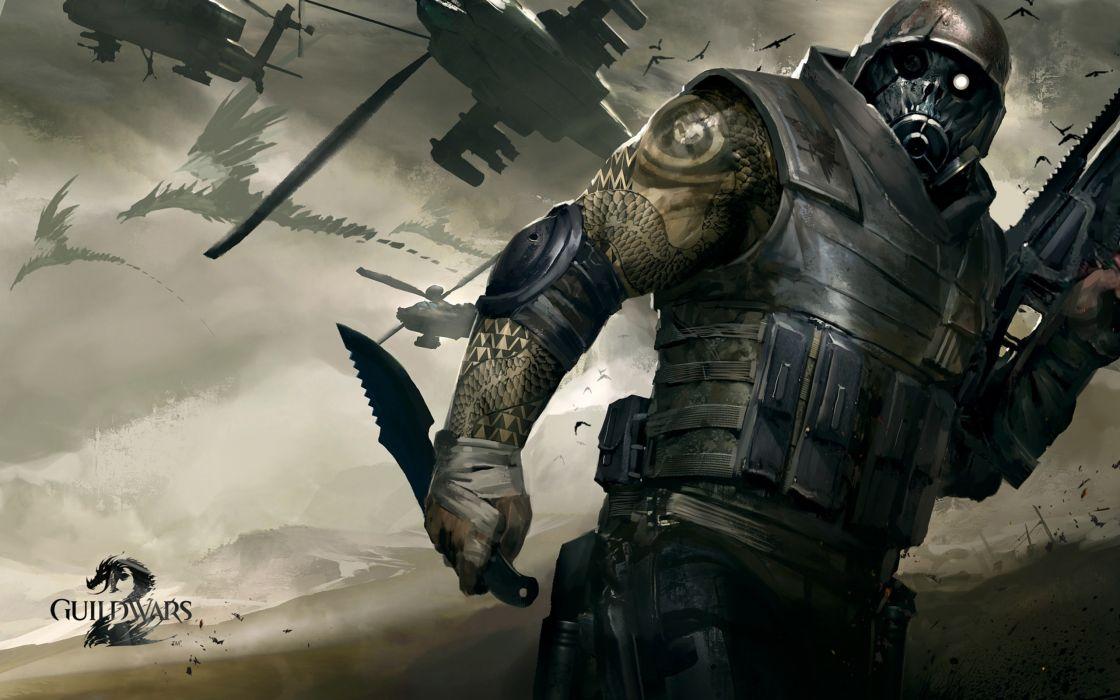 Video games guild wars guild wars 2 april fools wallpaper