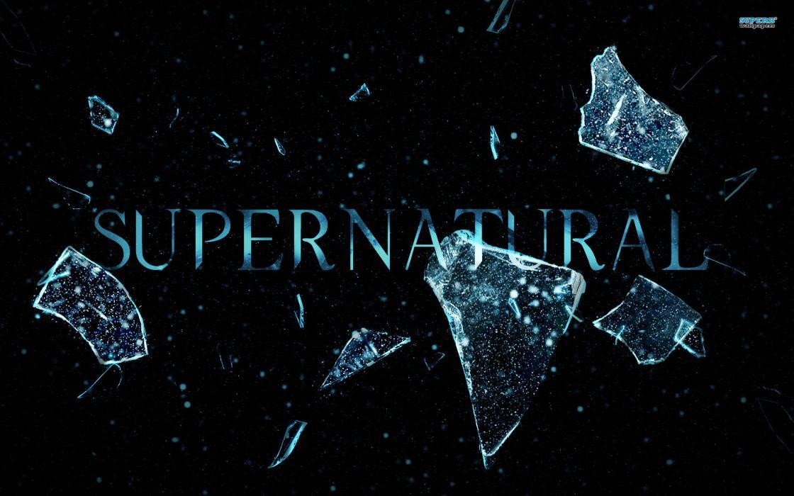 Supernatural tv series wallpaper
