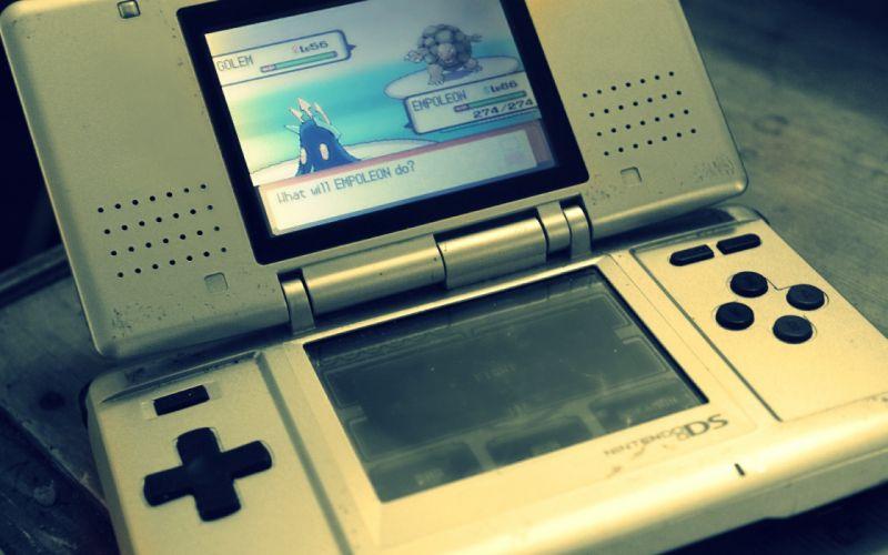 Nintendo pokemon video games vintage 90s nintendo ds wallpaper
