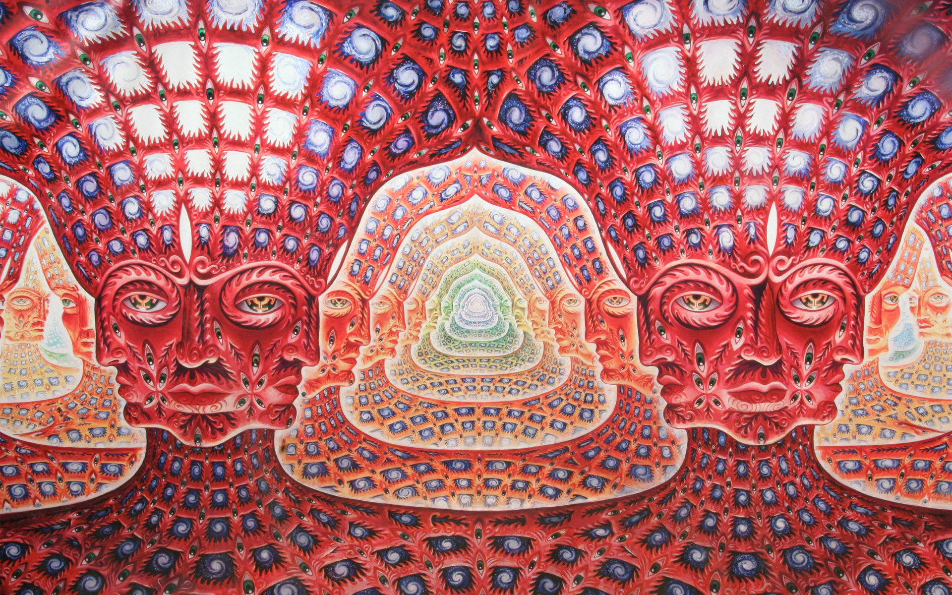 Abstract Music Tool Grey Psychedelic Music Bands Alex Grey 10000 Days Wallpaper 1920x1200 8298 Wallpaperup