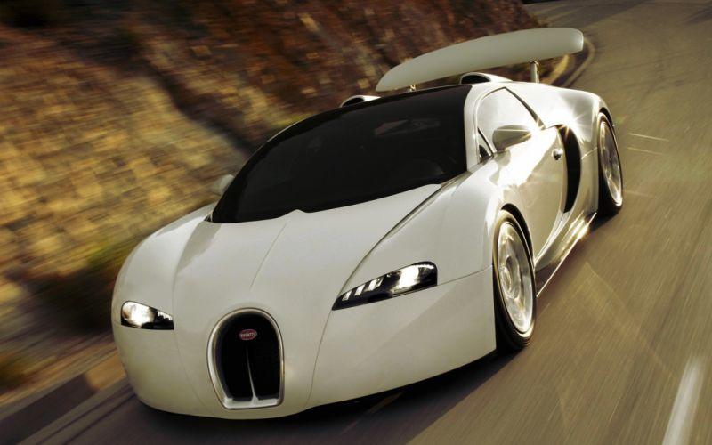 White Cars Bugatti Veyron Bugatti Vehicles White Cars Million Dollar Wallpaper