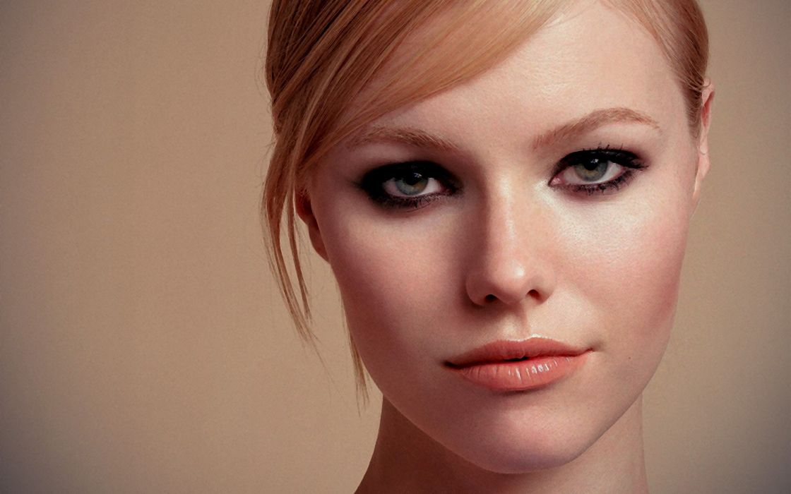 Blondes women redheads hazel eyes faces melissa sagemiller wallpaper