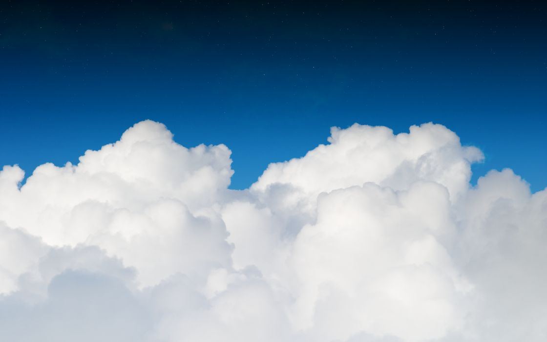 Clouds skyscapes wallpaper