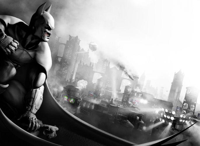 Batman dc comics comics cities wallpaper