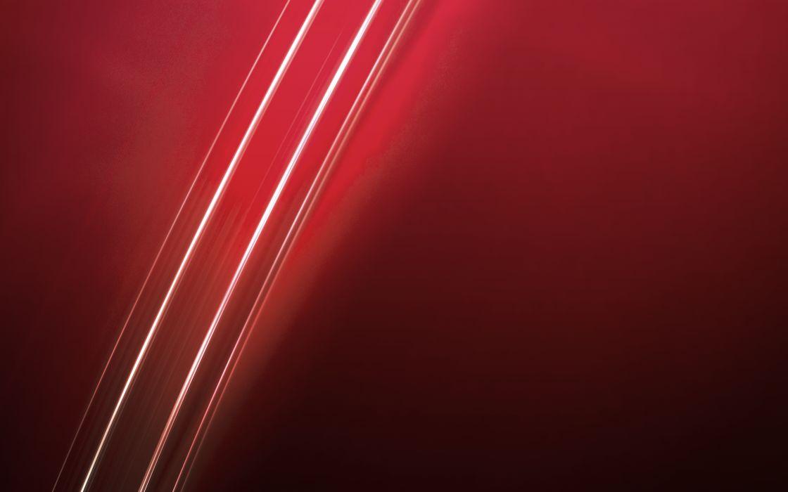 Minimalistic red wallpaper