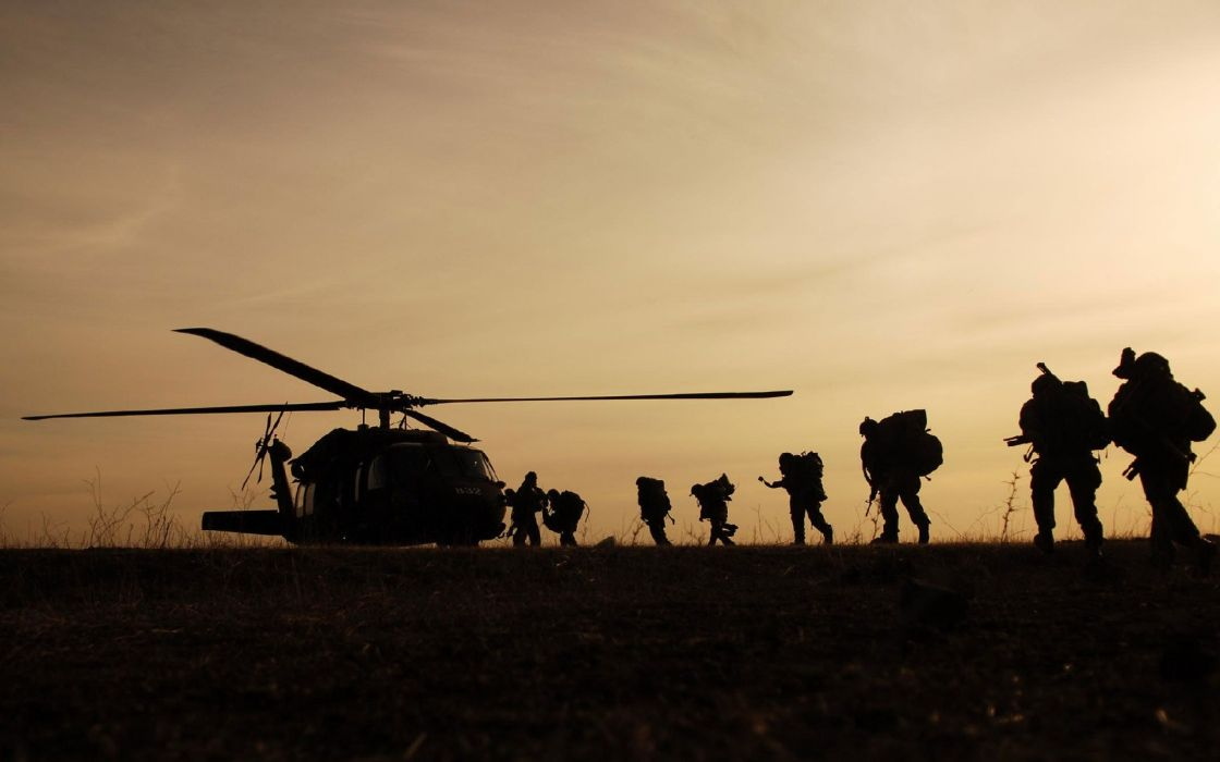 Soldiers War Military Uh 60 Black Hawk Wallpaper 1920x1200 8499
