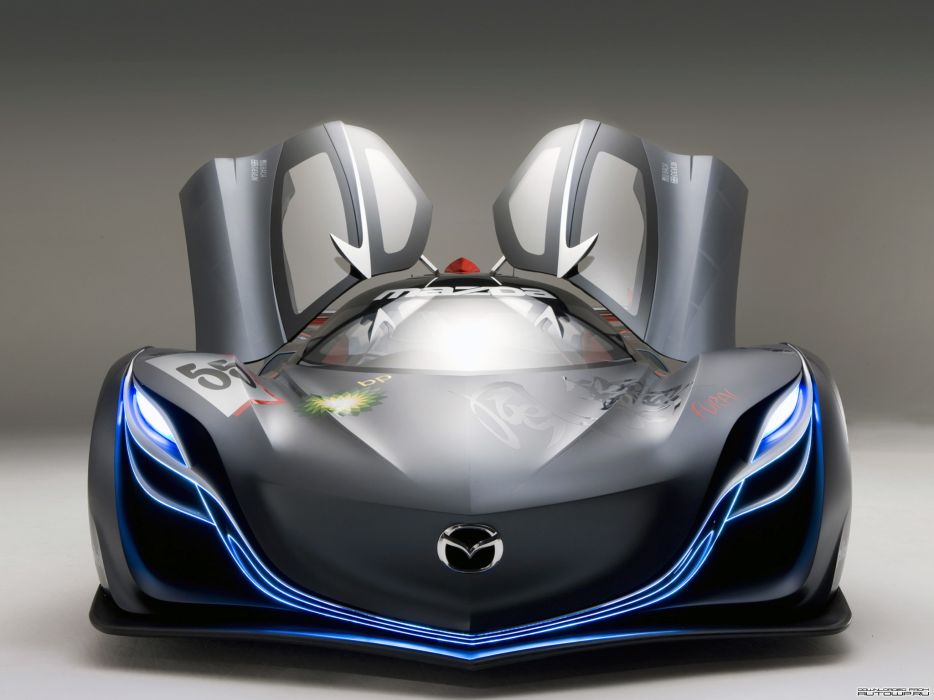 Mazda Furai Vehicles Supercars Wallpaper