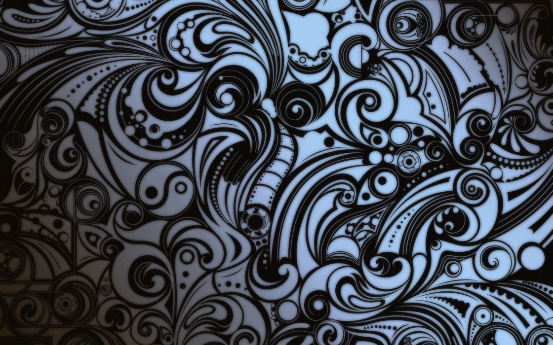 Tattoos abstract tribal design artwork wallpaper