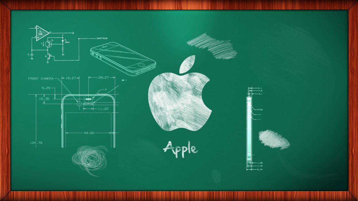 Apple inc wallpaper
