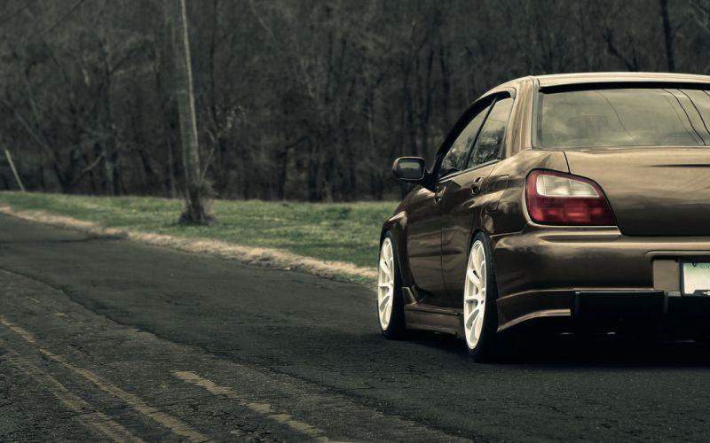 Cars subaru subaru impreza wallpaper