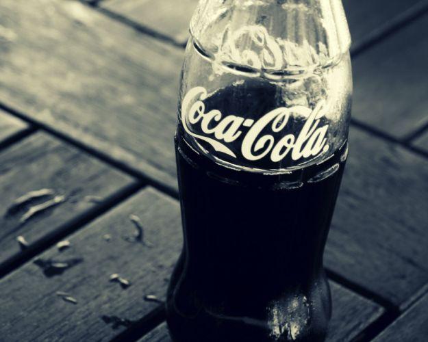 Bottles coca-cola coke wallpaper