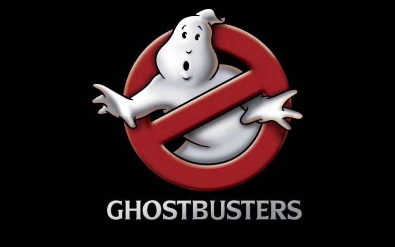 Movies ghostbusters logos wallpaper