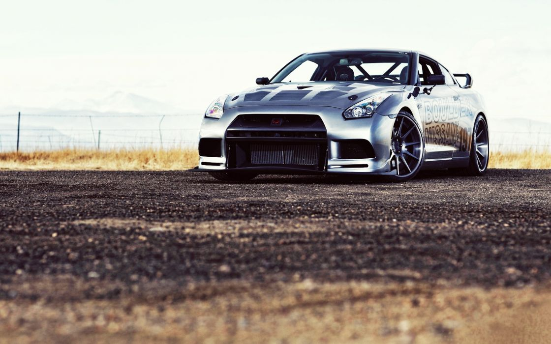 Cars nissan gt-r r35 wallpaper
