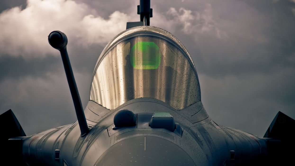 Aircraft hud aviation dassault rafale fighter jet wallpaper