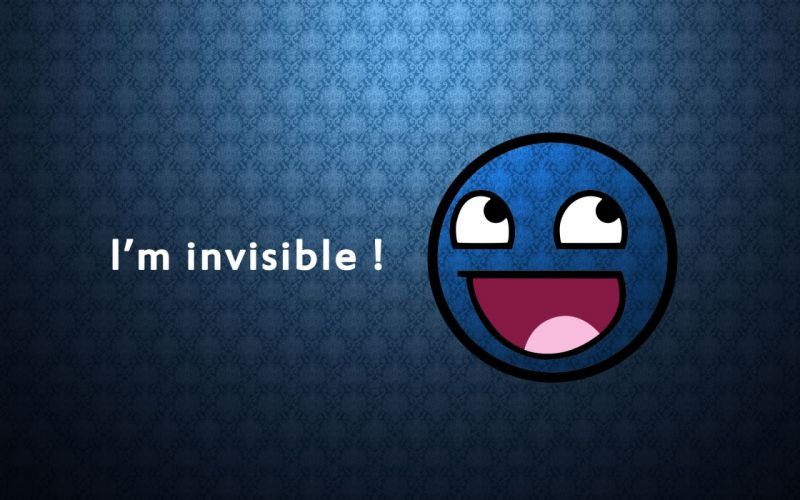 Funny awesome face wallpaper