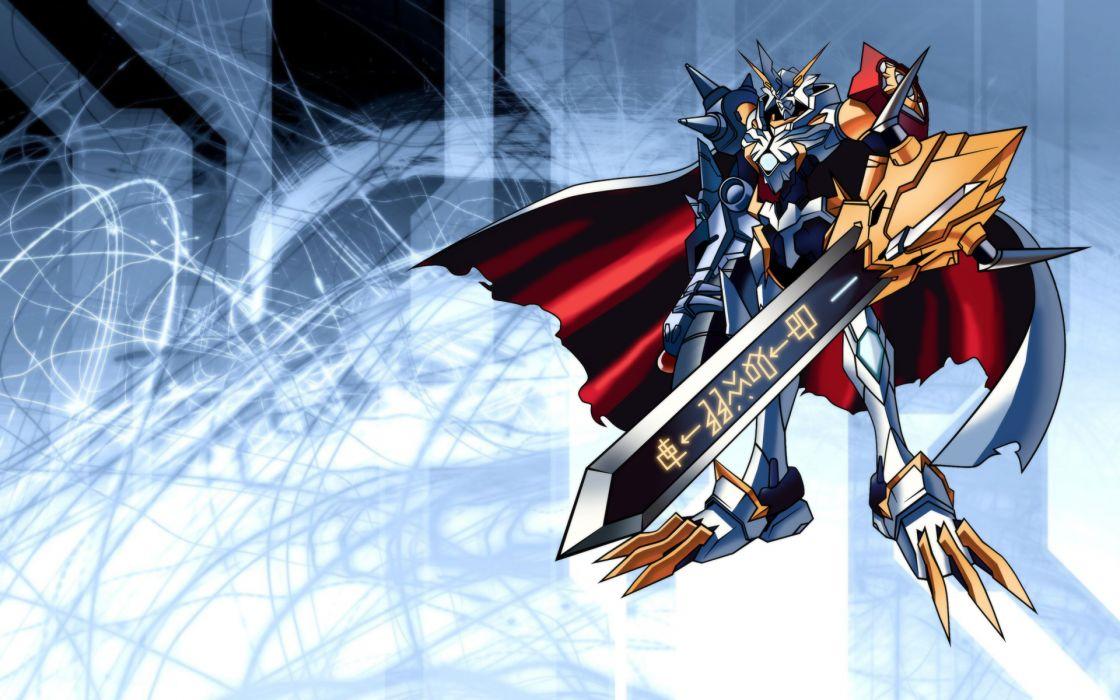 Digimon omnimon wallpaper